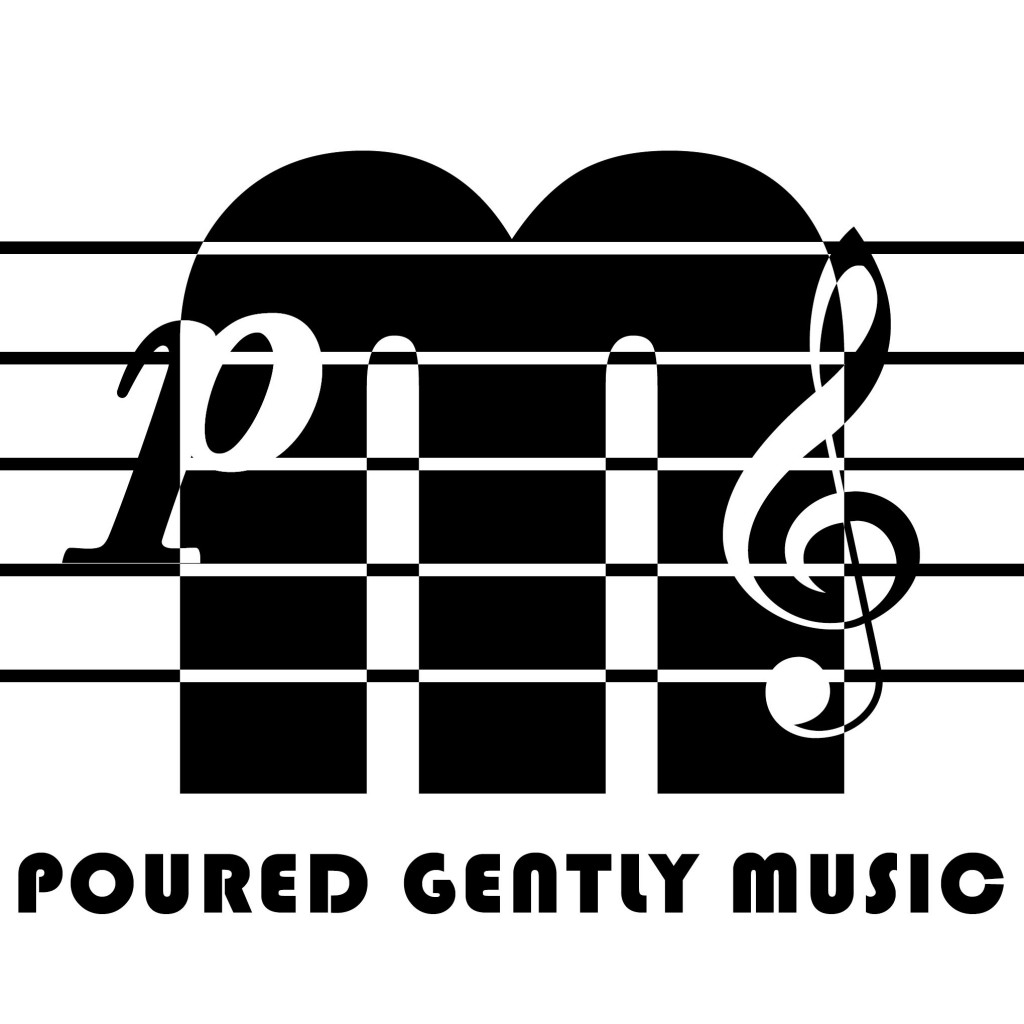 Poured Gently Music logo