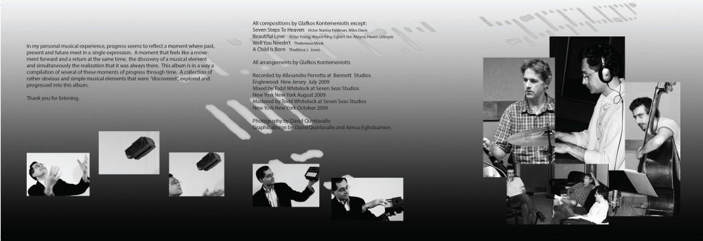 Progress booklet