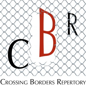 Crossing Borders Repertory Logo