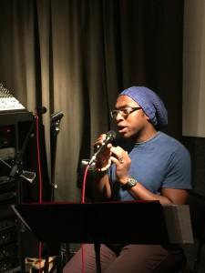 Aimua Eghobamien in Rehearsal